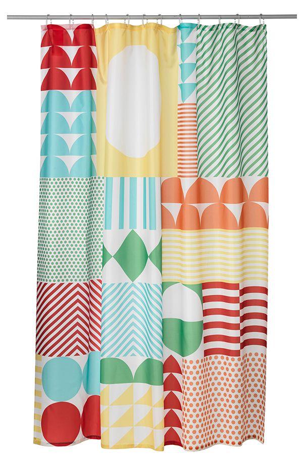 Us Furniture And Home Furnishings Modern Shower Curtains Ikea Curtains Bathroom Shower Curtains