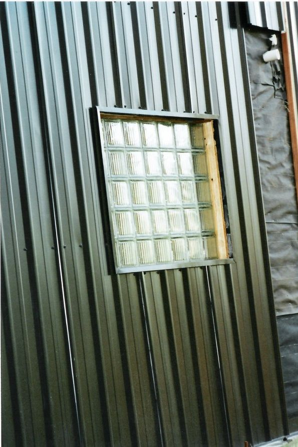 Corrugated Metal Siding Windows Siding And Doors