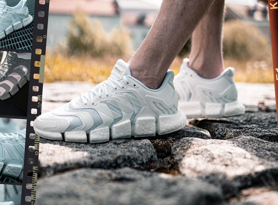 adidas climacool homme tout blanche