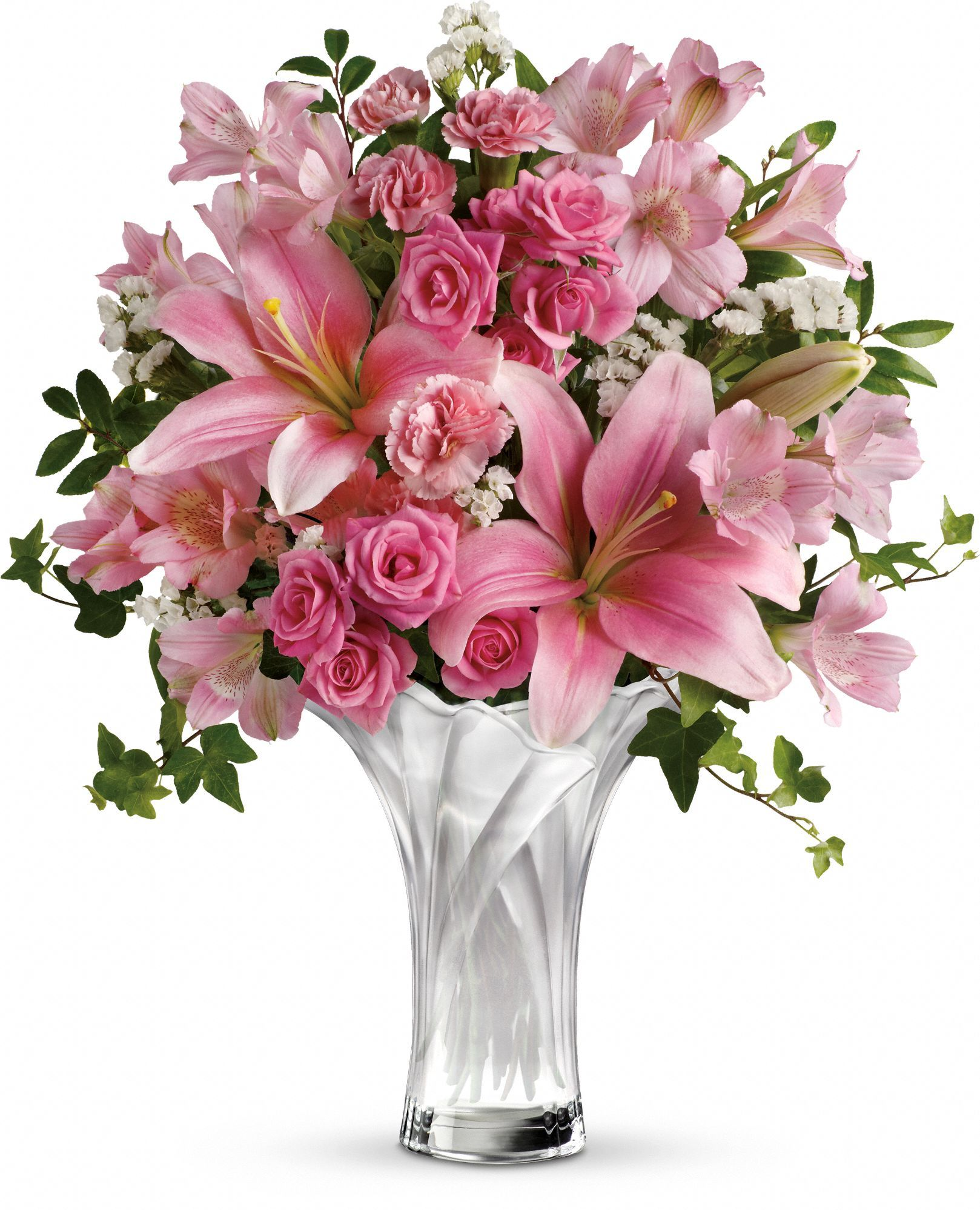 Teleflora's Celebrate Mom Bouquet Mothers day flowers