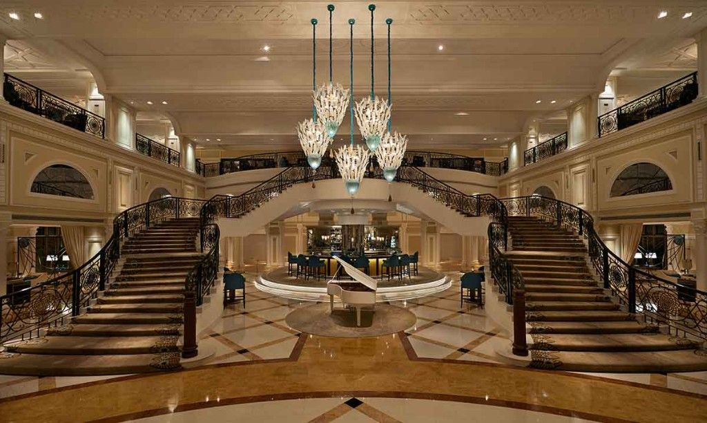 Hd Waldorf Astoria Hotel Wallpaper Hotel Interior Design Luxury Interior Design Astoria Hotel