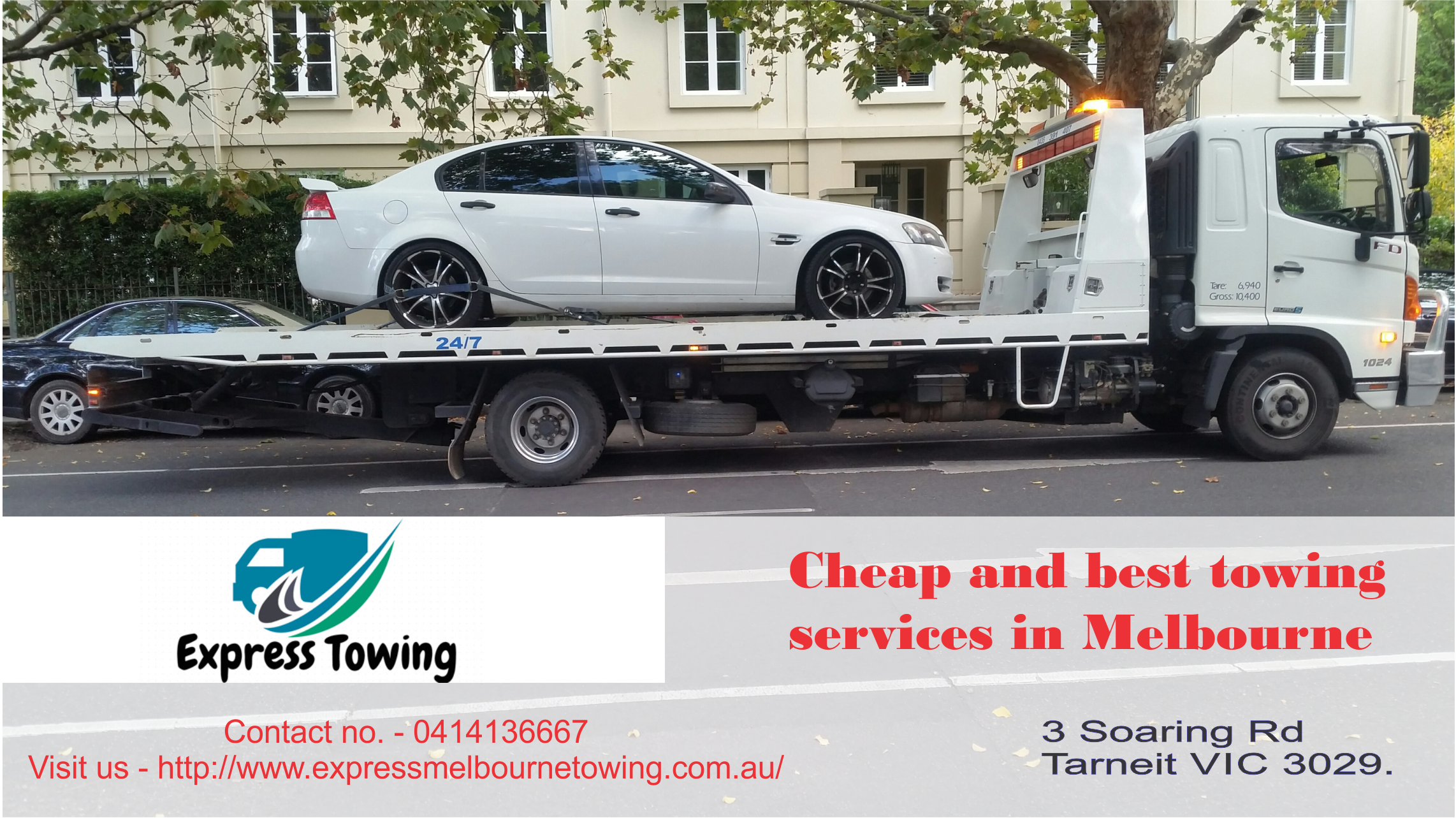 Want To Tow Your Vehicle? - Car towing & toll truck service in ...