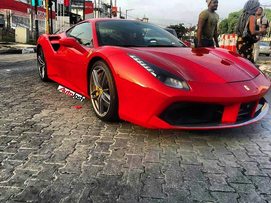 Do u agree that we have just 1 of this car in Nigeria