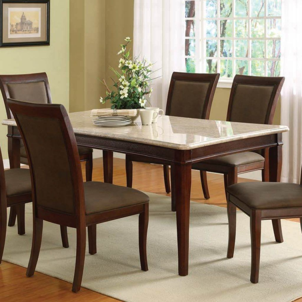 Charmant Granite Top Dining Table And How To Choose The Base | The Granite Top Dining  Table