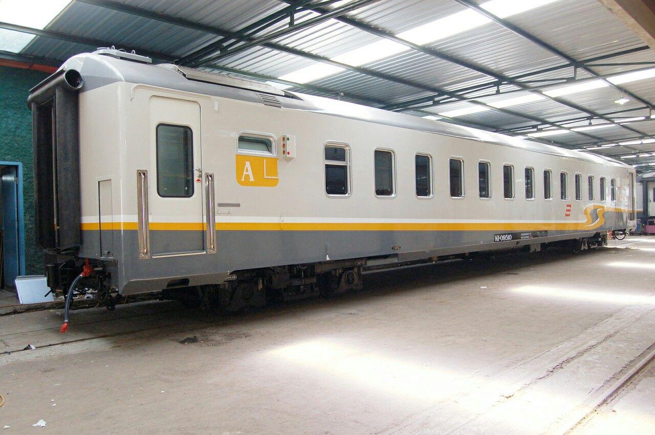 Gerbong Eksekutif Trains, Indonesia