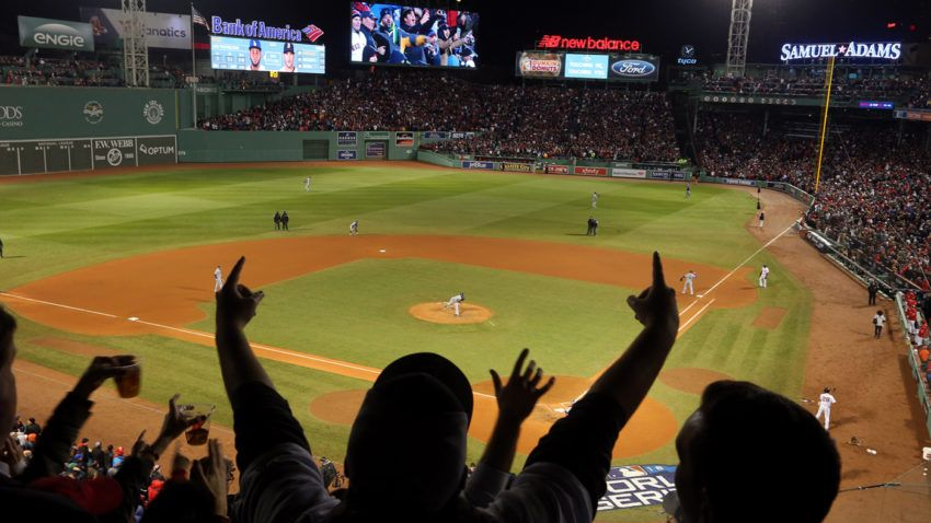 9 Thoughts On The Red Sox 4 2 Victory Over The Dodgers Duck Boat Boston Red Sox Victorious