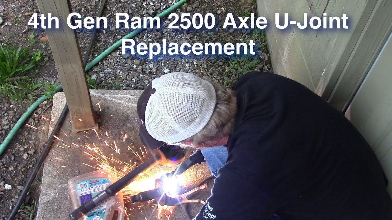 Latest Dodge Ram Ram 2500 Axle U Joint Replacement 4th Gen 97761 Warm Springs Or June 2018 I Replaced The Axle U Joint An Joint Replacement Ram 2500 Joint