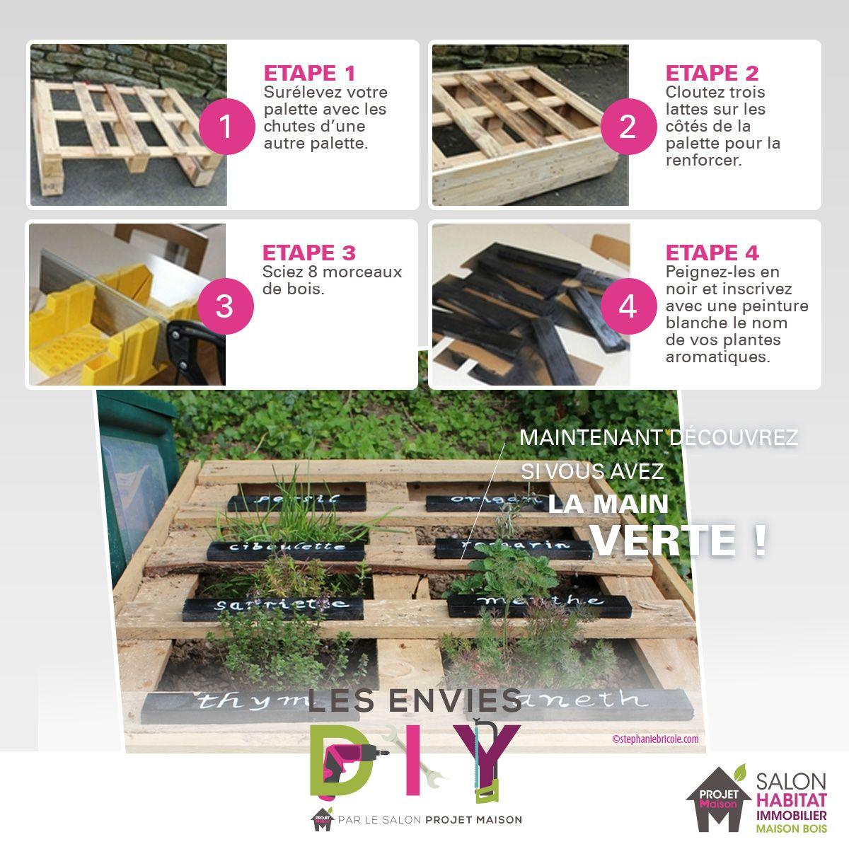 un tutoriel hyper facile pour fabriquer une jardinire avec de simples palettes de rcup - Fabriquer Une Jardiniere Avec Des Palettes