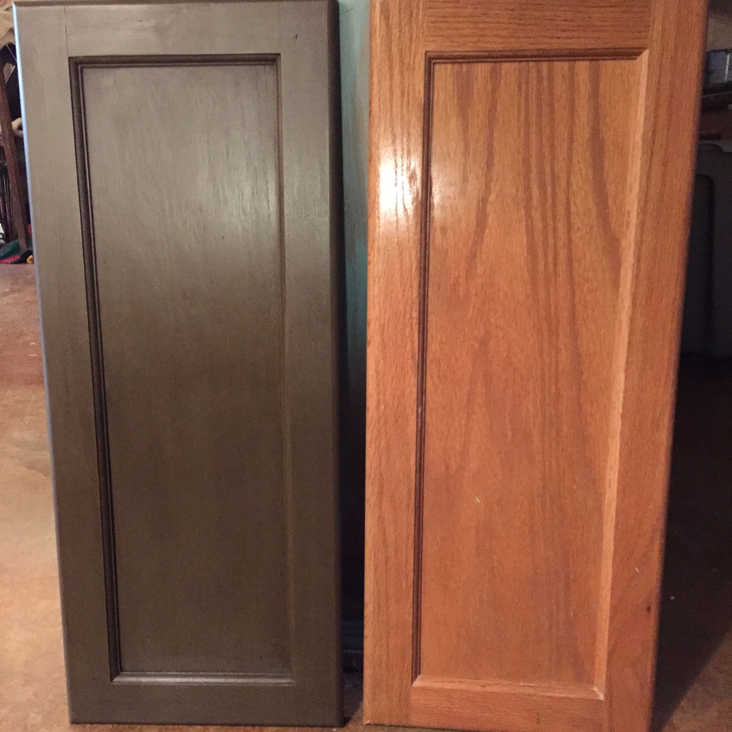 Annie Sloan Dark Chocolate Brown Color Recipe Dark Brown Cabinets Bathroom Cabinet Makeover Brown Cabinets