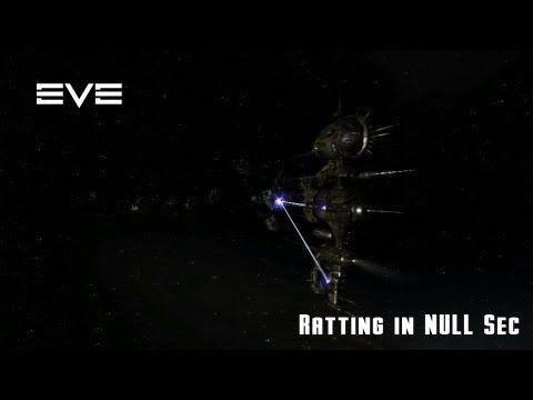 EVE Online - Ratting in NPC NULL Sec | EVE Online | Eve online