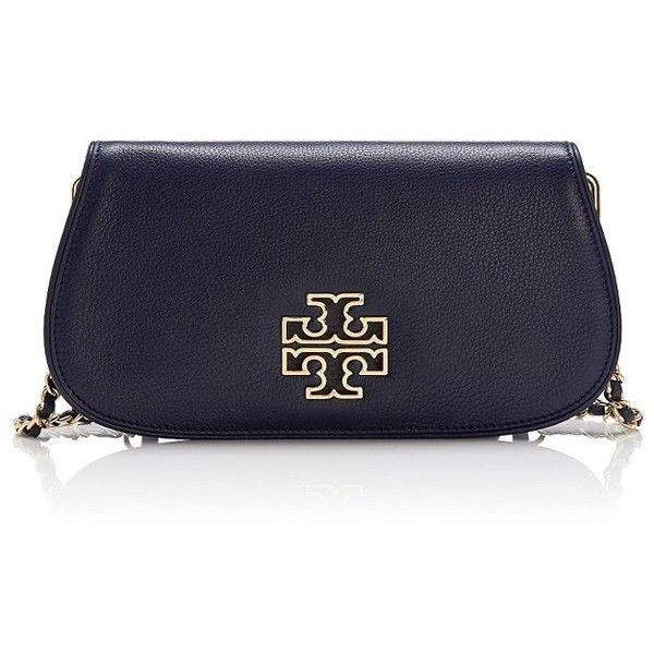 11393f34d39 Tory Burch Britten Clutch ( 350) found on Polyvore