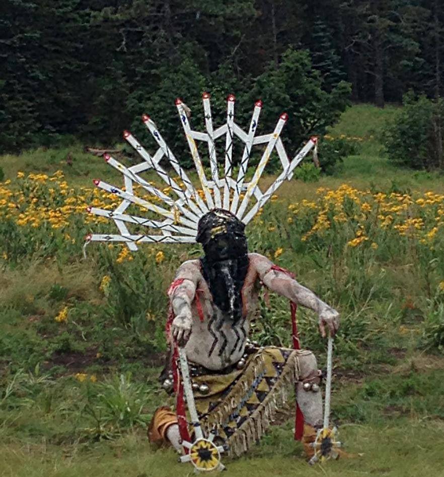 Apache sacred Gaan (