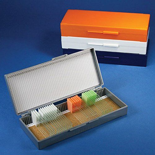 #trendy Globeu0027s Microscope Slide Storage Boxes Are Designed For The Safe Long  Term Storage Of