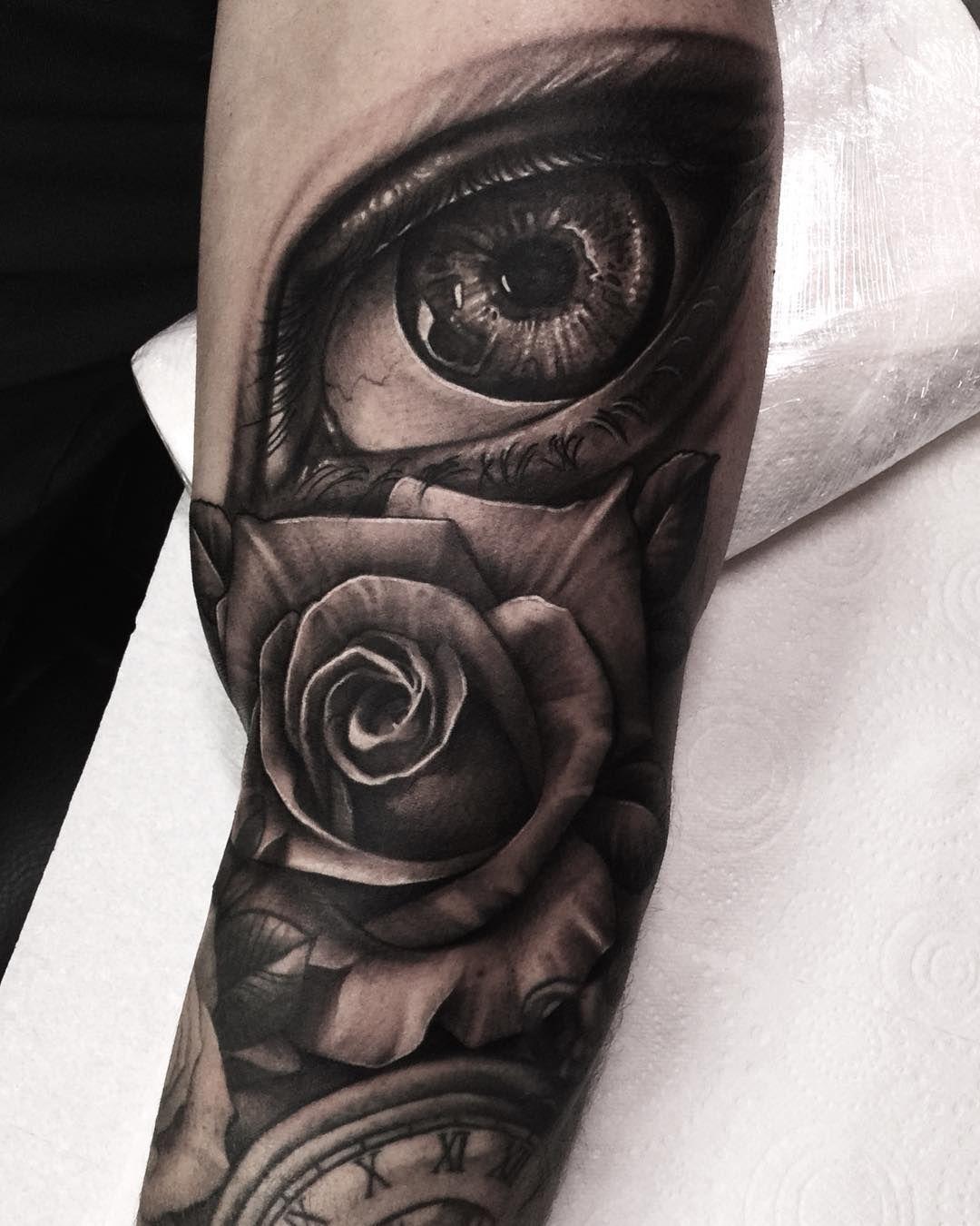 100+ Rose Tattoos / Tattoo ideas | Half sleeve tattoo, Half sleeve tattoos color, Unique half ...
