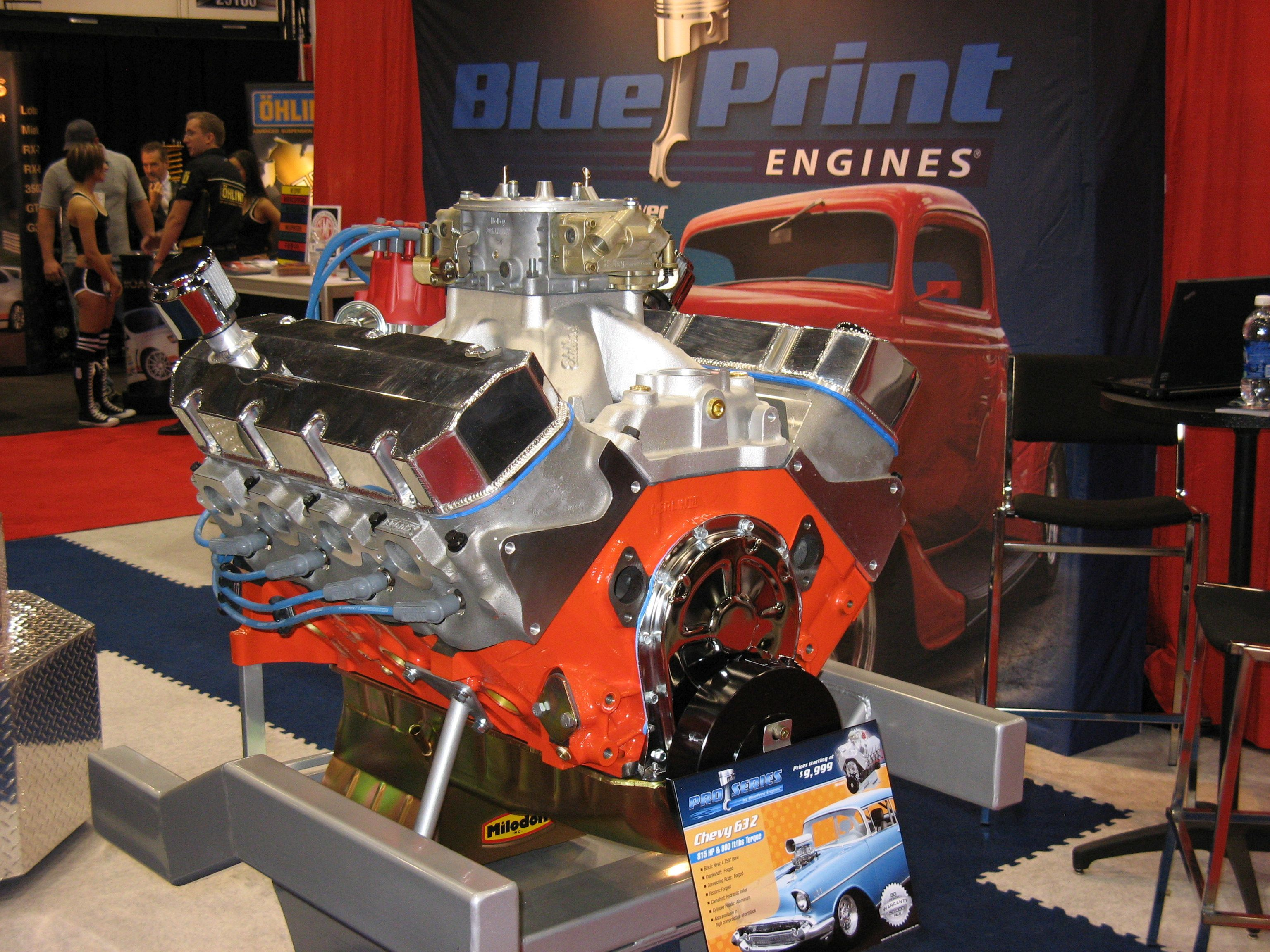 Machined and ready to go blueprint engines now offers a chevy big machined and ready to go blueprint engines now offers a chevy big block available in 4250 bore and up to 4600 bore in standard 98 deck heig malvernweather Choice Image