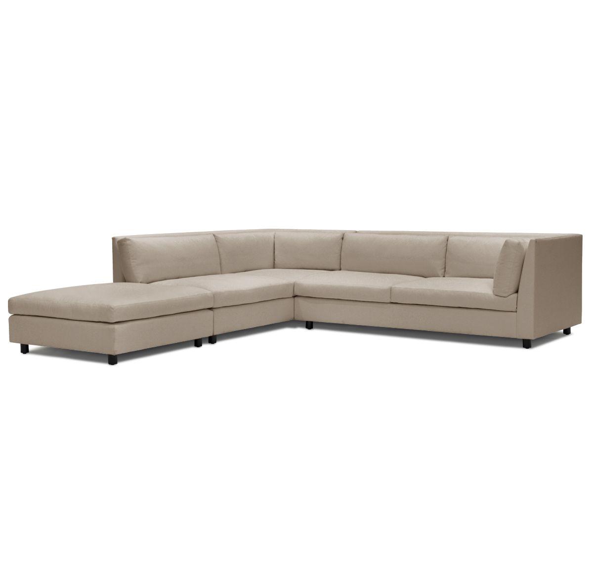 Franco Left Sectional Sofa