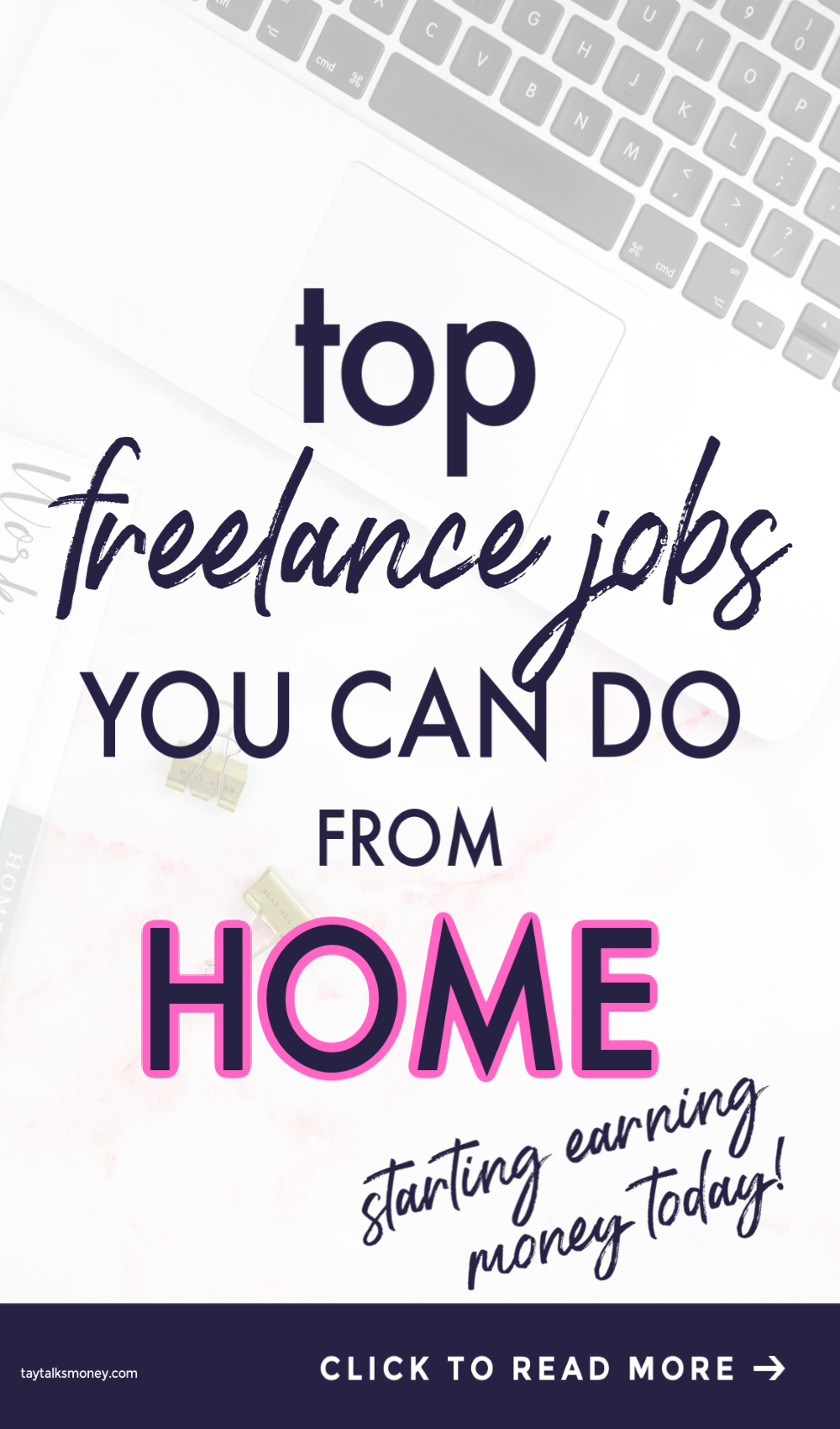 7 Freelance Jobs You Can Do From Home Taytalksmoney Money Lifestyle And Productivity In 2020 Freelancing Jobs Coding Tutorials Type Of Writing