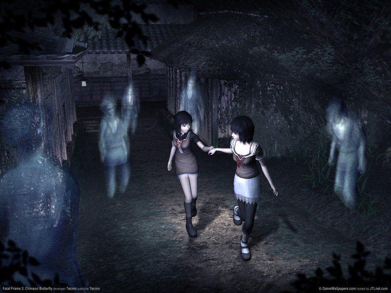 dans fond ecran fantomes jn36qkxu   fantômes   Pinterest   Fatal frame