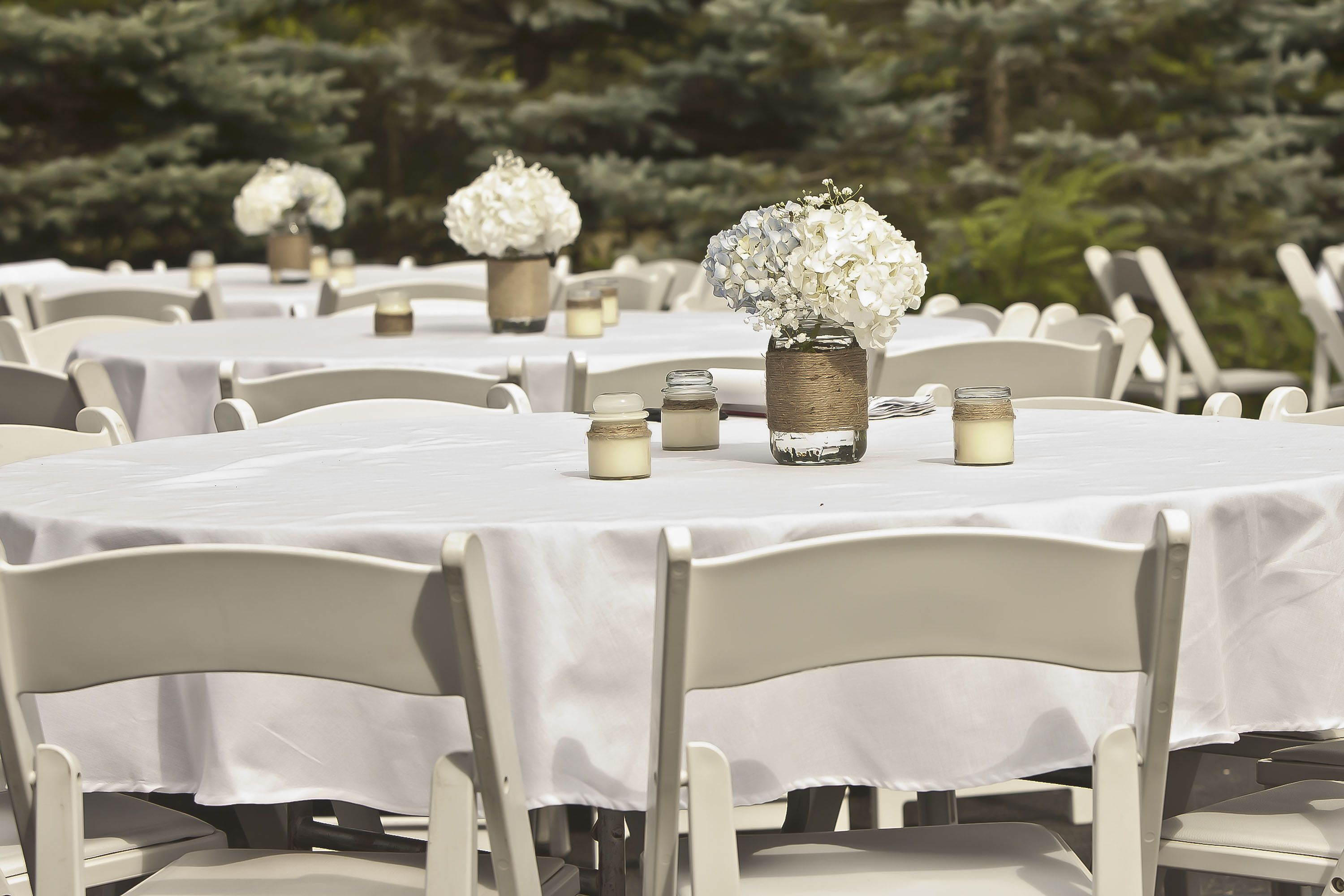 Ideas For Confirmation Party Centerpieces Ehow Com Confirmation Party Party Centerpieces Baptism Party Decorations