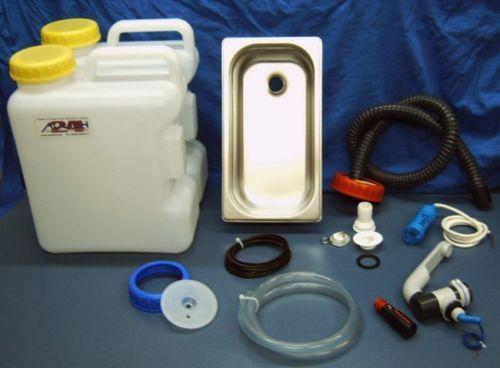 Details Zu Wasserversorgung Minikuche Set2 Kuchenblock Reisekuche