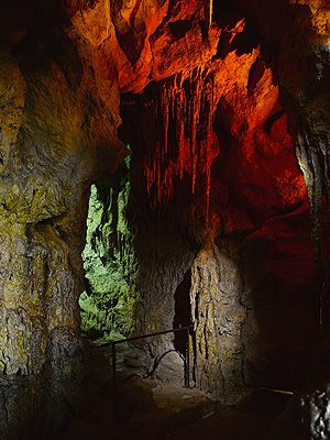 Neuschwanstein Grotte And Conservatory Staklena Vrata Izmedju Dnevne Sobe I Studija Kriju Ulaz U Pecin With Images Neuschwanstein Castle Germany Castles Castles Interior