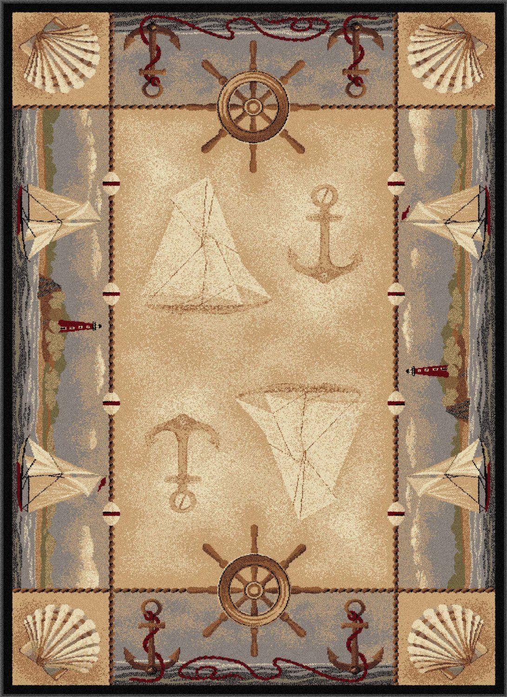 beautiful nautical area rugs - beachfront decor | nautical, area