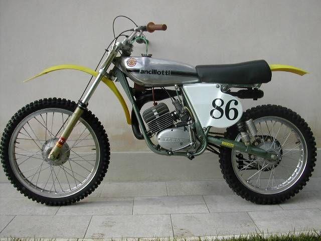 ancillotti 125 cc classic motocrossvintage
