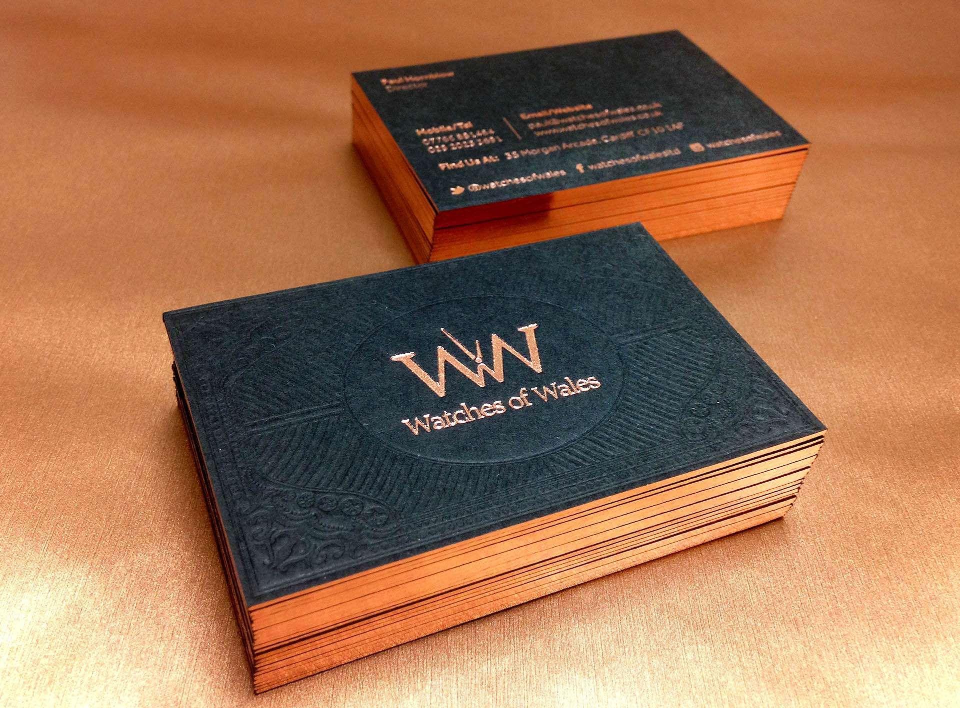 best Foil Business Card Designs   Vizitinės kortelės   Pinterest ...
