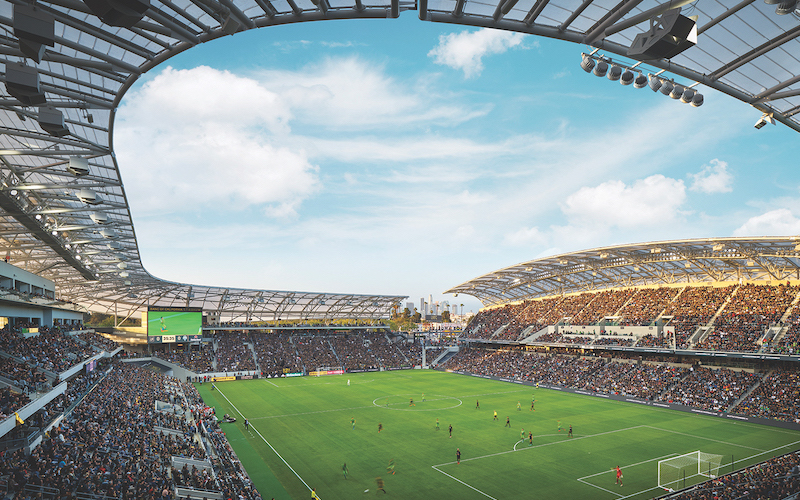 The Soccer Specific Stadium Boom Continues Trends That Keep Fans Coming Back For More Alsd In 2020 Soccer Specific Stadium Stadium Soccer