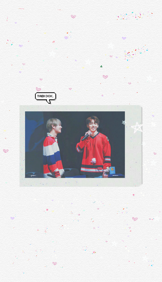 Taekook Taekook Photo Collage Maker Bts Wallpaper