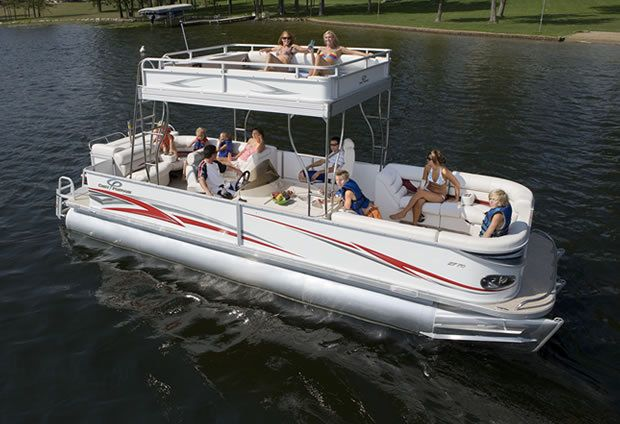 11 Best Great Sailing Stuff Images On Pinterest: New Boats › Crest Pontoon Boats