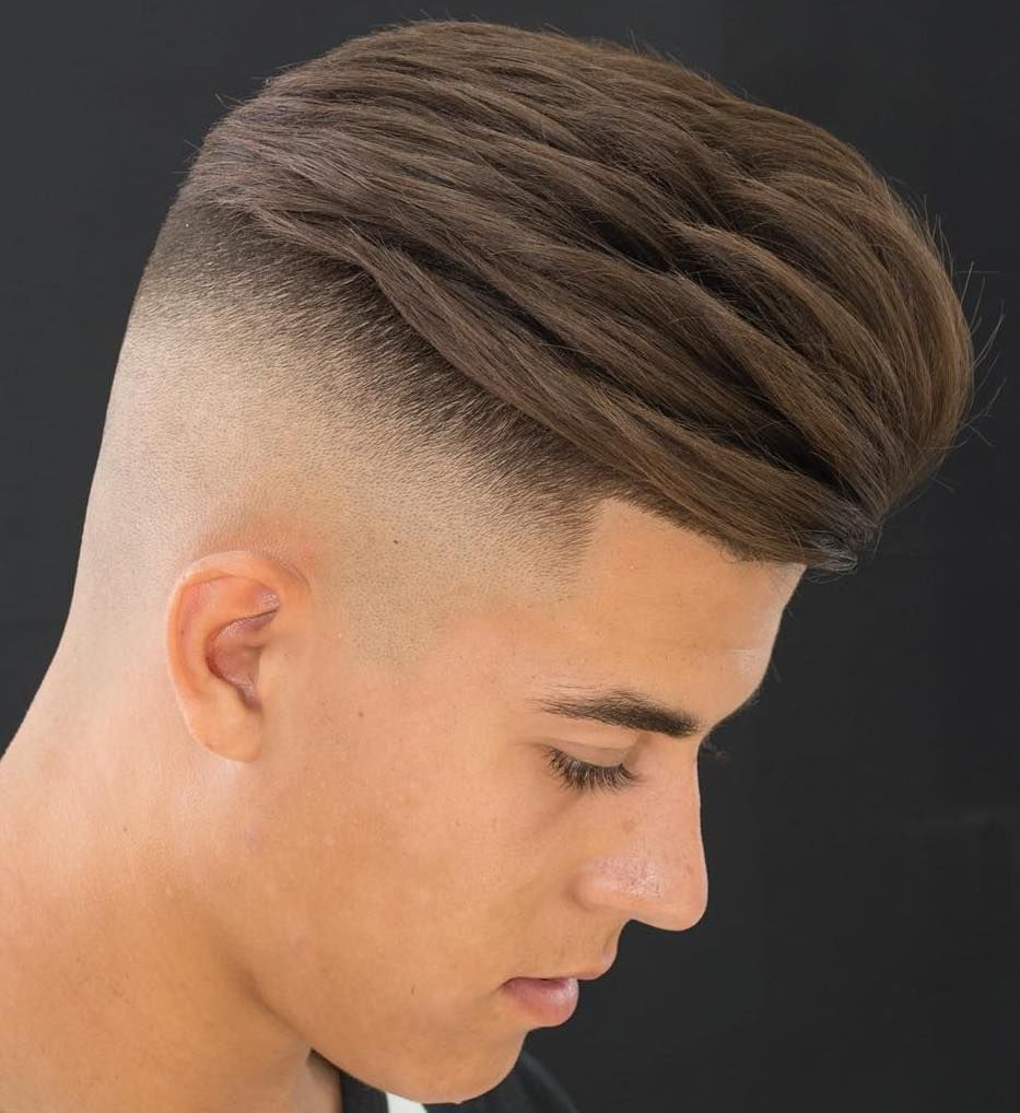 Best Undercut Fade Hairstyles