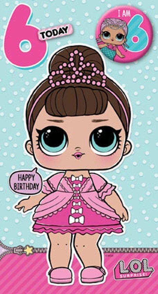 L O L Surprise! Cards& Stationery #eBay Home, Furniture& DIY Birthday Gifts, Birthday