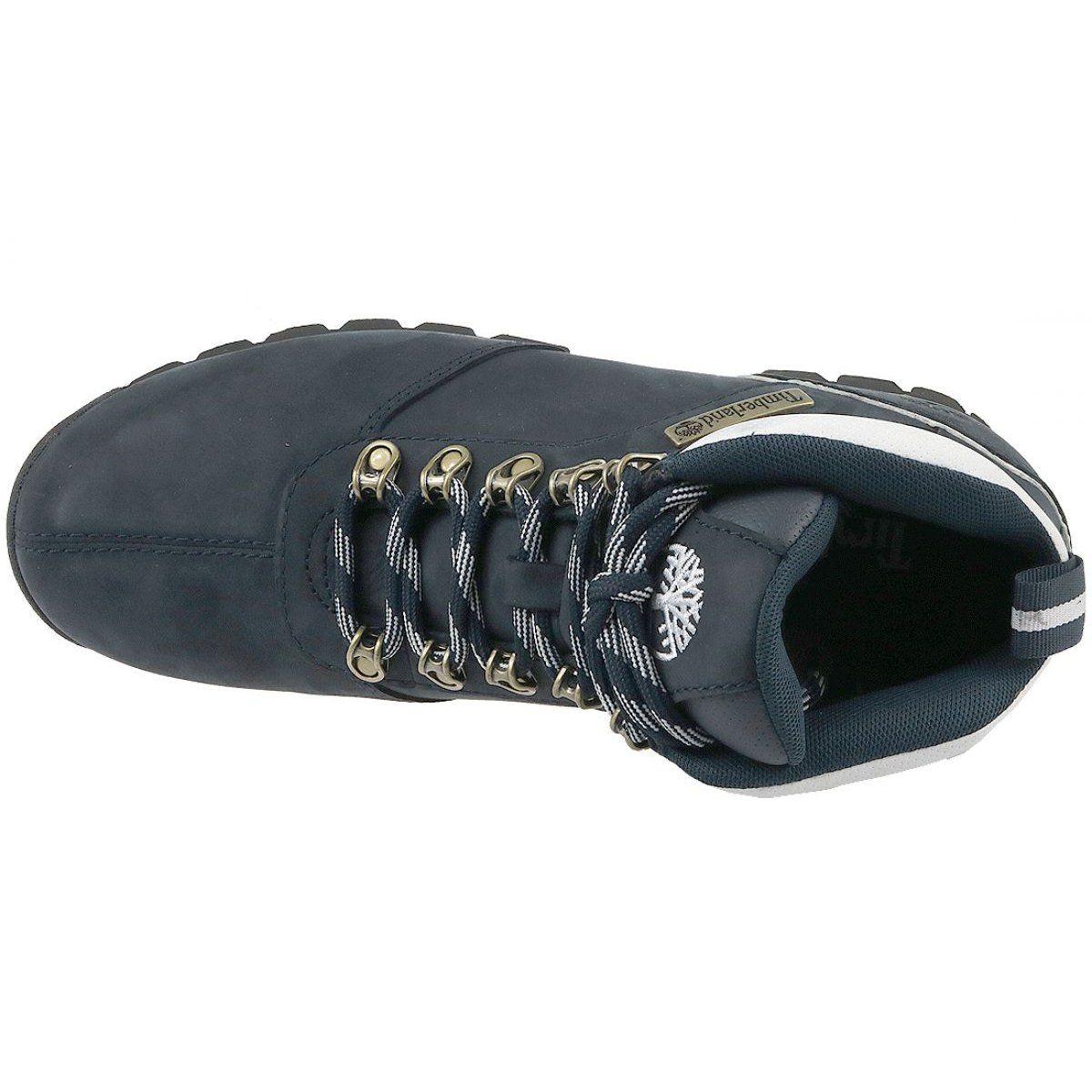 Buty Zimowe Timberland Split Rock 2 M 6569r Granatowe Winter Boots Boots Sport Shoes Men