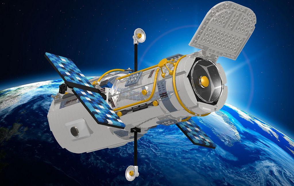 A6 Hubble telescope, Hubble space telescope, Telescope
