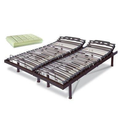 Tobia Natural Sleep Electric T Motion Kingadjustable Bed In 2020 Adjustable Beds Bed Base