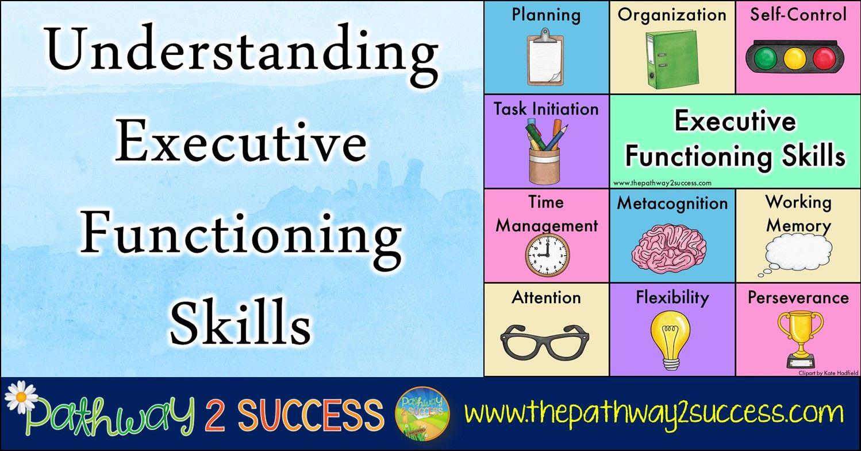 Executive Functioning Skills Executive Functioning Skills Executive Functioning Metacognition