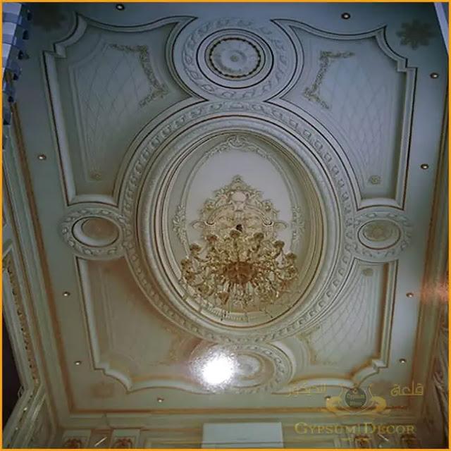جبس اسقف راقيه 2021 Ceiling Decor Modern Decor Gypsum Ceiling