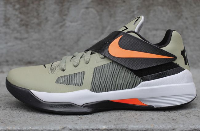 """7608ccc5e4f5 Nike Zoom KD 4 """"Rogue Green"""" – New Images"""