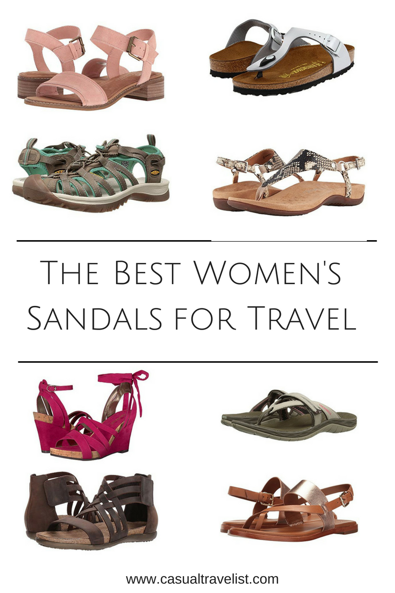 0f0a8cd4c84 Summer is usually vacation season and it can seem impossible to find a  sandal that is both cute and comfortable. Check out this list of the best  women s ...