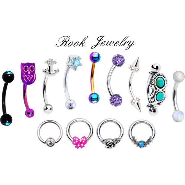 rook piercing jewelry earrings ear candy pinterest bijoux piercing piercings et percing. Black Bedroom Furniture Sets. Home Design Ideas
