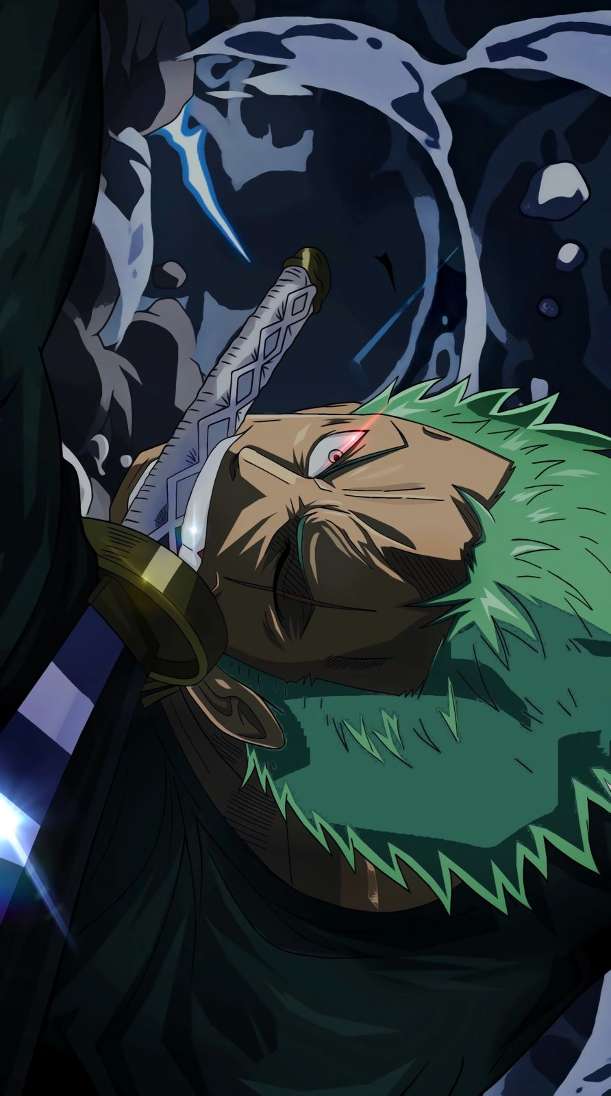 One piece has obtained reward for its storytelling, art, characterization, and humor. Zoro Wallpaper Hd Iphone - Wallpaper