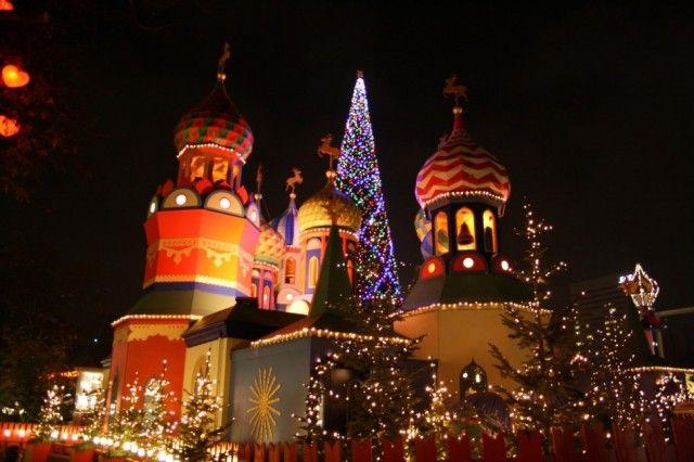 Weihnachtsmarkt – Dekoration durch das Land | Wohn-DesignTrend