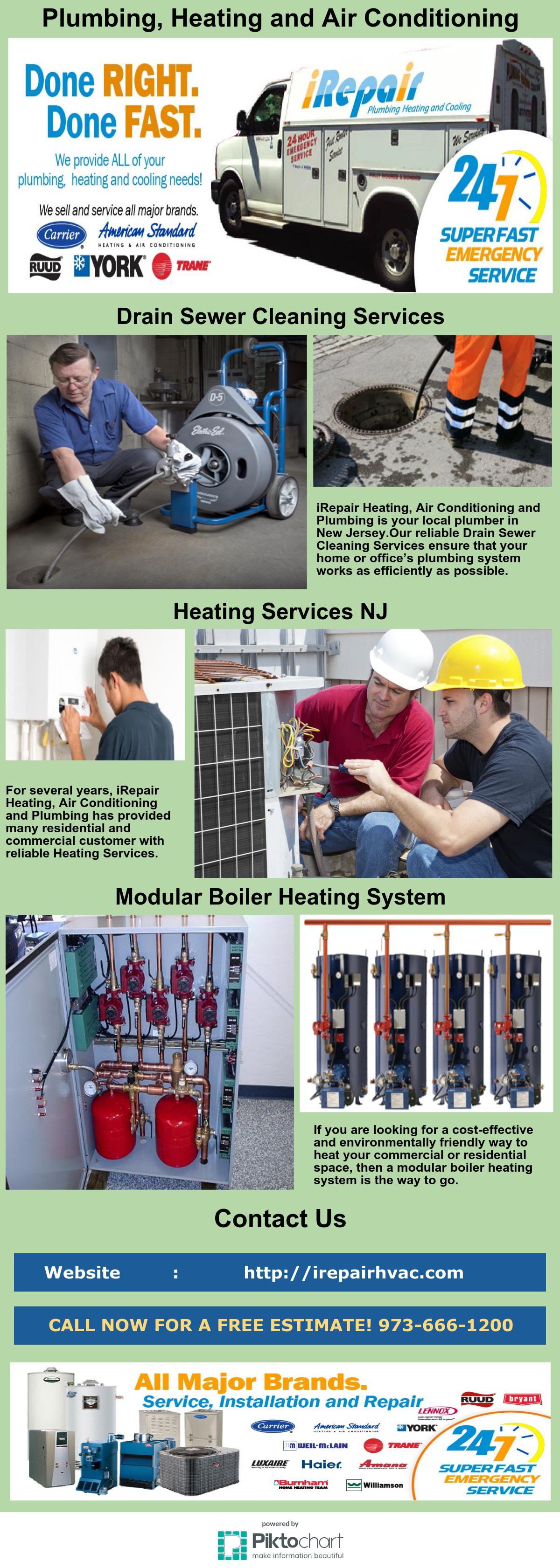 Heating Repair & Replacement New Jersey (NJ) Heating