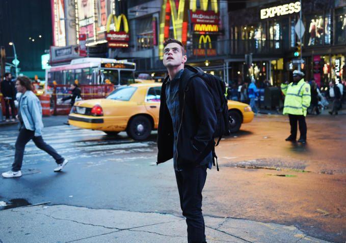 """Rami Malek in """"Mr. Robot"""""""
