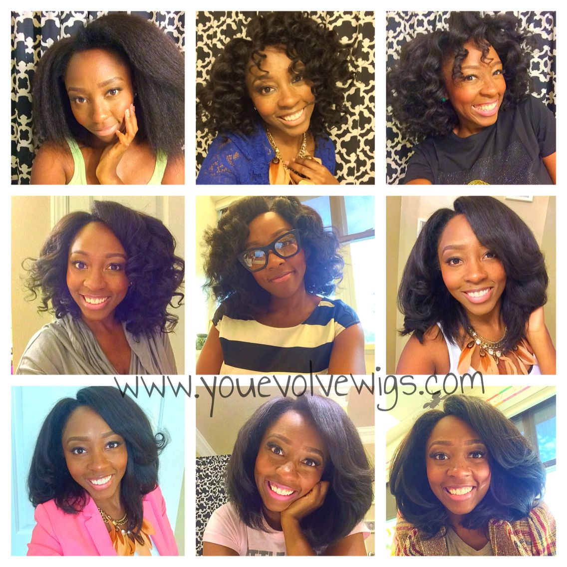 The Versatility Of Onyc Fro Out Hair Need A Custom Wig Order Yours Today Www Youevolvewigs Purchase This On Site Under Tab