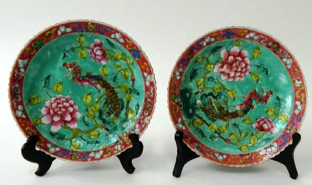Straits Chinese Porcelain Sparks Bidding Battle At Australian Auction Antique Vase Chinese Pottery Chinese Antiques