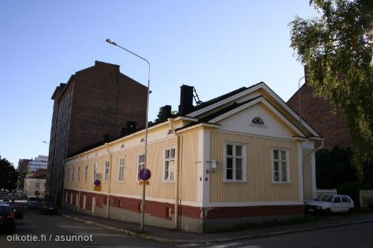 Aleksanterinkatu 6, Tampere | Oikotie