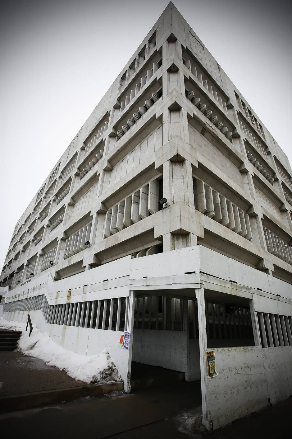 The Brutalist truth 1960s concrete is part of history