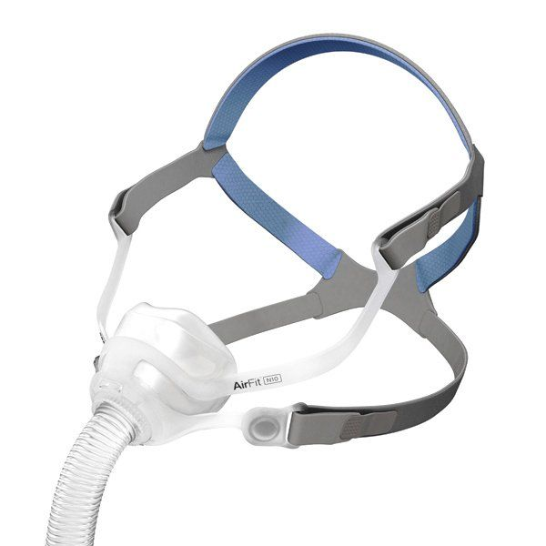 Resmed Airfit N10 Nasal Cpap Mask With Headgear Cpap Mask